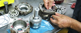 Hydraulic Pump Motor Valve Repair Karratha fluid power